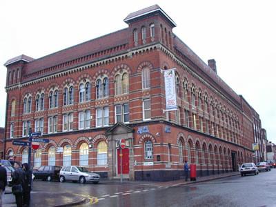 The Birmingham Pen Trade